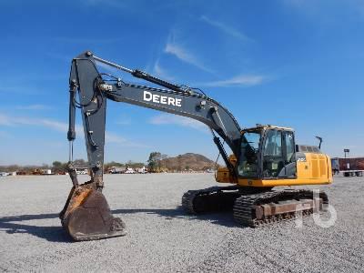 2014 JOHN DEERE 210G Hydraulic Excavator