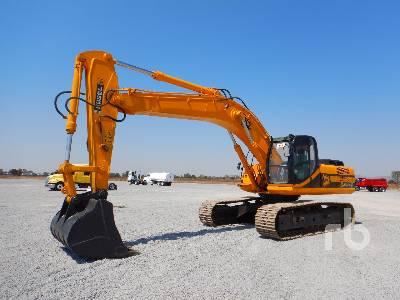 2007 JCB JS330LC Hydraulic Excavator