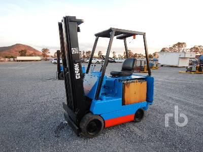 1984 CLARK EC5004 Electric Forklift