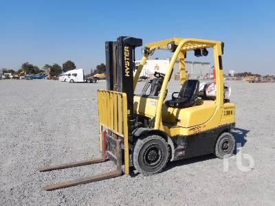 2014 HYSTER H50FT 5000 Lb Forklift