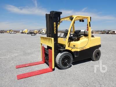 2013 HYSTER H100FT 9950 Lb Forklift