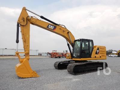 2018 CATERPILLAR 320 Hydraulic Excavator