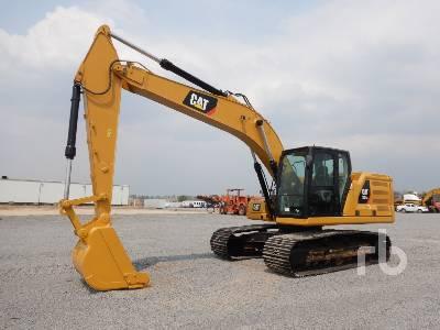 2019 CATERPILLAR 320GC Hydraulic Excavator
