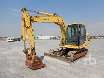 KOMATSU PC60-7 Crawler Midi Excavator (5 - 9.9 Tons)
