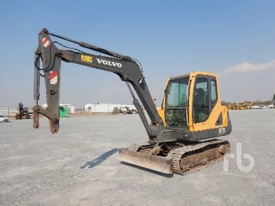 2015 VOLVO EC55BPRO Crawler Midi Excavator (5 - 9.9 Tons)