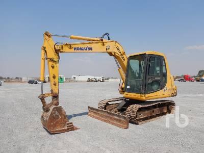 KOMATSU PC60-7B Crawler Midi Excavator (5 - 9.9 Tons)