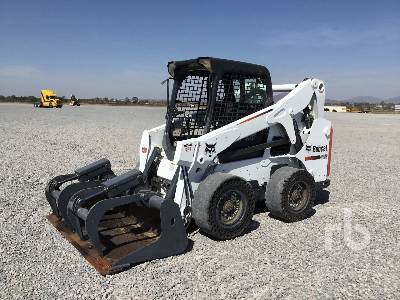 2015 BOBCAT S650 High Flow Skid Steer Loader