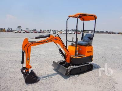Unused 2020 RHINOCEROS XN08 Mini Excavator (1 - 4.9 Tons)