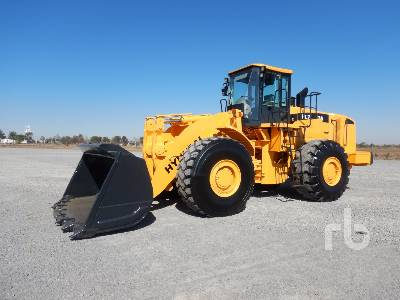 2009 HYUNDAI HL7807A Wheel Loader