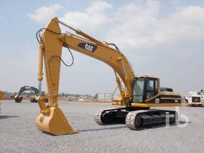 1996 CATERPILLAR 330BL Hydraulic Excavator
