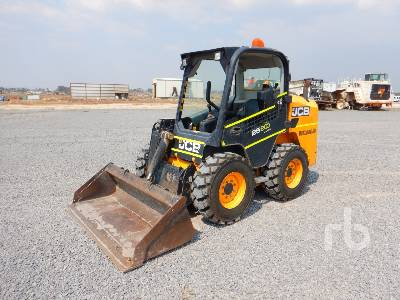 2017 JCB 225 Skid Steer Loader