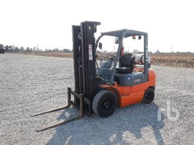 HELI CPYD25 3850 Lb Forklift