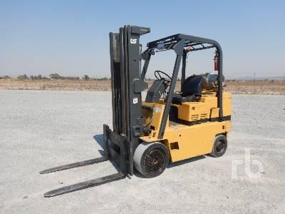 CATERPILLAR T70D 7000 Lb Forklift