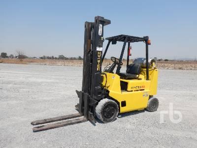 1997 HYSTER S80XLBCS 8000 Lb Forklift