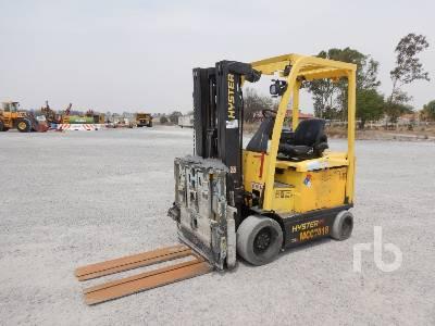 2014 HYSTER E60XN33 6000 Lb Electric Forklift