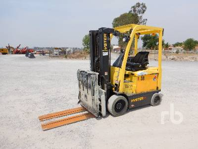 2014 HYSTER E60XN33 6000 Lb Electric Forklift