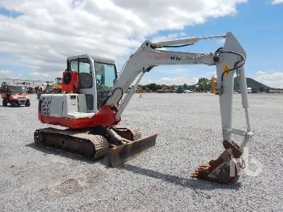 TAKEUCHI TB150C Mini Excavator (1 - 4.9 Tons)