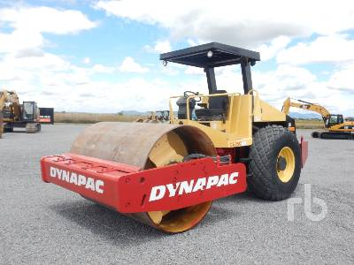 2007 DYNAPAC CA250D Vibratory Roller