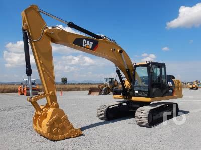 2017 CAT 320D2 Hydraulic Excavator