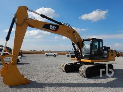 2016 CAT 320D2 Hydraulic Excavator