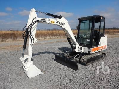 1999 BOBCAT 334 Mini Excavator (1 - 4.9 Tons)