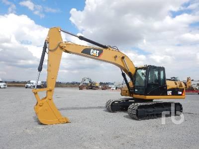 2010 CAT 320D Hydraulic Excavator