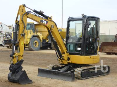 2016 CATERPILLAR 303.5ECR Mini Excavator (1 - 4.9 Tons)