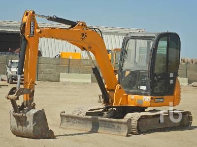 2009 JCB 8056 Midi Excavator (5 - 9.9 Tons)