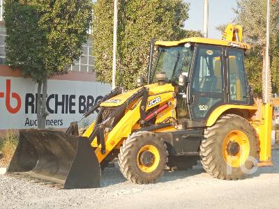 2018 JCB 3DX 4x4 Loader Backhoe