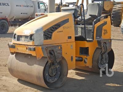 2008 JCB VMT260-120 Tandem Vibratory Roller
