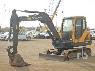 VOLVO EC55BPRO Midi Excavator (5 - 9.9 Tons)