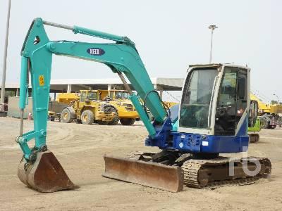 IHI 80NX3 Midi Excavator (5 - 9.9 Tons)