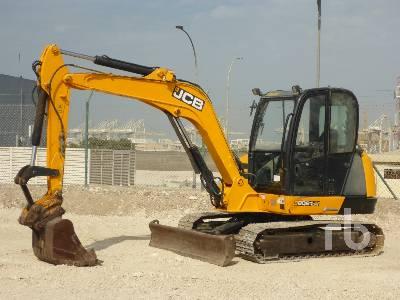 JCB 8061 Midi Excavator (5 - 9.9 Tons)