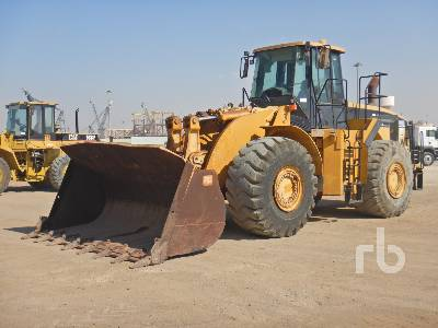 2006 CATERPILLAR 980G Series II Wheel Loader