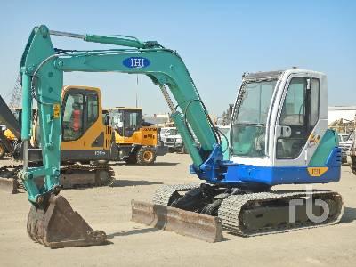 IHI 60NS Midi Excavator (5 - 9.9 Tons)