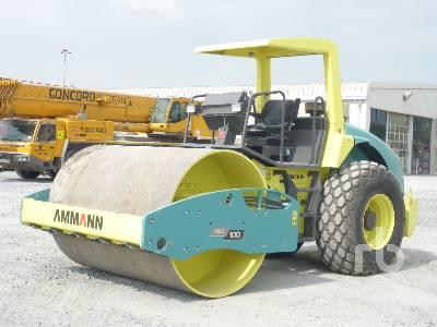 Unused 2018 AMMANN ASC100 Vibratory Roller