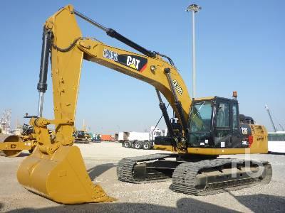 2018 CATERPILLAR 330D2L Hydraulic Excavator
