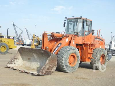 2011 DOOSAN DL503 GOLD Wheel Loader