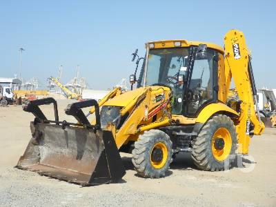 JCB 3CX 4x4 Loader Backhoe