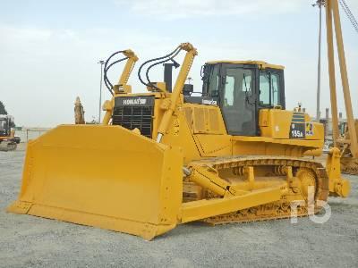 2012 KOMATSU D155A-6R Crawler Tractor