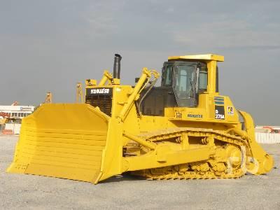 2008 KOMATSU D375A-5 Crawler Tractor