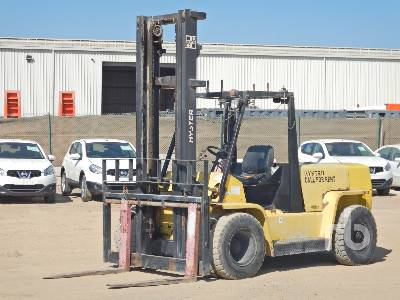 2001 HYSTER H7.00XL 7 Ton Forklift