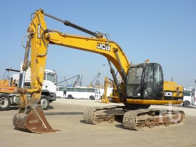 2012 JCB JS200 Hydraulic Excavator