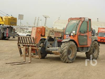 2008 JLG 4013PS 4x4x4 Telescopic Forklift