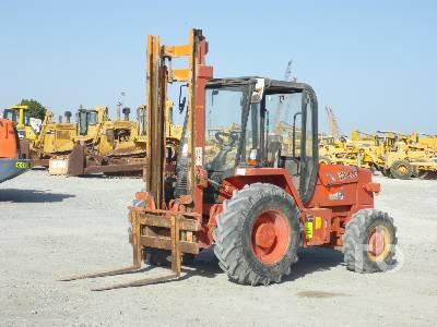 JCB 930 3 Ton 4x4 Rough Terrain Forklift