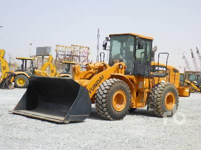2008 HYUNDAI HL760-7A Wheel Loader