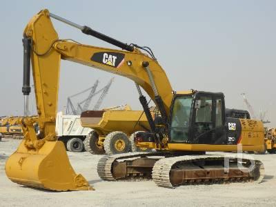 2015 CATERPILLAR 329D2L Hydraulic Excavator