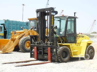 HYSTER H9.00XM 9 Ton Forklift