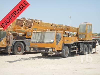 2006 XCMG QY16K 16 Ton 6x4 Hydraulic Truck Crane