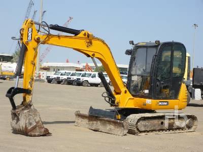 JCB 8056 Midi Excavator (5 - 9.9 Tons)